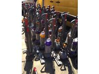 CUSTOMER RETURNS OF 50 DYSON VACUUM CLEANERS