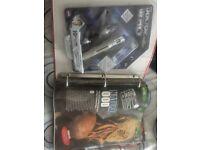 Dr Who Bundle- sonic, magazines, folder