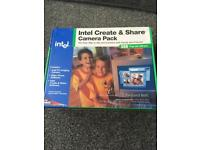 Intel Create And Share Camera Pack (New)