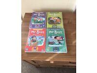 Mr Bean cartoon Dvds x4