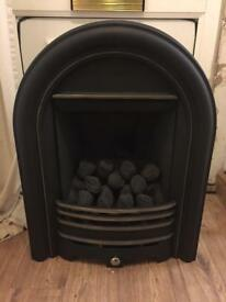 Abbey be modern gas fire 12 months old 580 deluxe