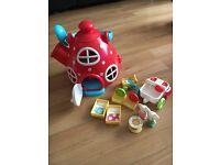 Happyland Button Mouse Teapot