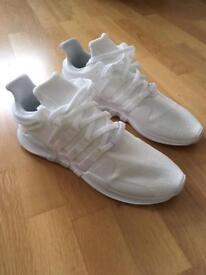 Adidas Equipment adv 91-16 white Trainers - size 11 /12