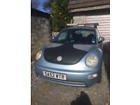 Vw Beetle 2002 breaking for spares