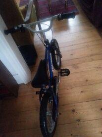 "14"" Magna Dirt Jumper bike"
