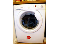 Hoover washing machine 1400 rpm.