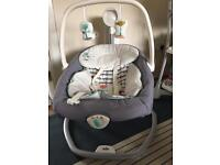 Joie 2in1 baby Swinging chair.