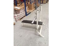 commercial bench press with olympic bar