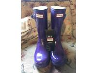 Hunter Original Wellies Size 7