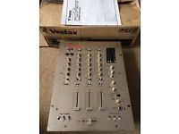 Vestax PCV-275 Mixer With Original Box And Instructions