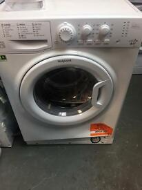 Hotpoint Washing Machine Brand New With A Dent
