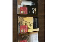 Law Book Bundle (Ideal for University Students)