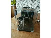 15l fish tank set
