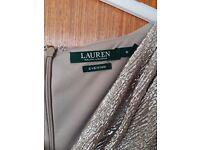 Beautiful RALF LAUREN dress size 8