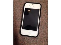 Iphone 4 8GB White - good working order