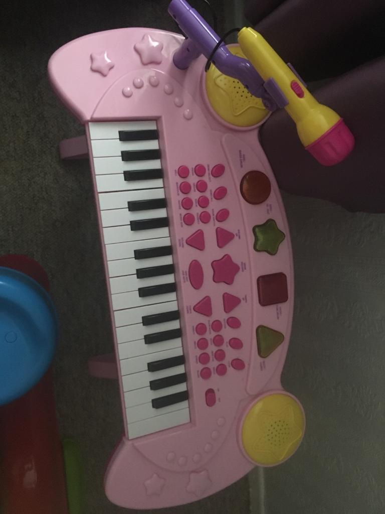 Children's organ