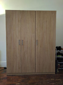 IKEA WARDROBE (DOMBAS)are as good as new :) CAMDEN