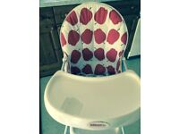 High Chair Kiddicare