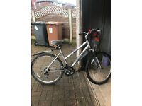Ladies & Gents Mountain Bikes both in good condition been stored in garage for 2 years.