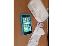 IPHONE 5 BLUE 16GB UNLOCKED