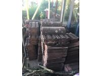 Used Marley roof tiles