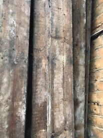 Floorboards from large Victorian house