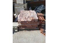 x150+ 65mm Red class B eng. bricks for sale