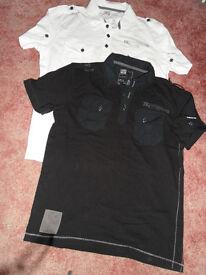F & F men's short-sleeved tops (2)