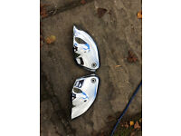 Suzuki Bandit GSF1200 airbox covers (Chrome) 98'