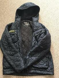 Men's large (small fitting) Barbour jacket