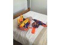 Nerf Gun selection