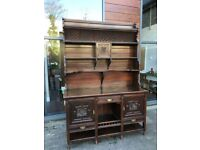 Antique Welsh dresser very large and impressive