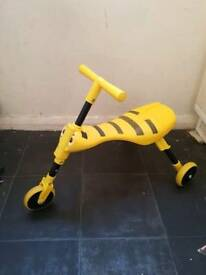 Bug bike