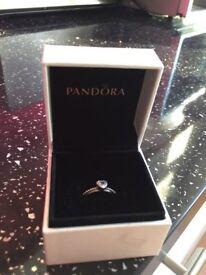 Small Pandora Ring in box