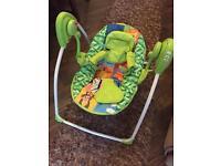 Baby swing - Kingfisher (NEW) Bargain!