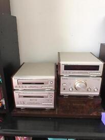 Technics seperates stereo