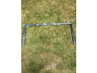 Land Rover series truck cab hood frame (front section only in pic)