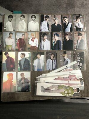 14U Official Photocards. (Compass, Makestar, VVV and Don't Be Pretty pcs)