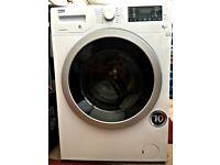 Beko 8/5kg sensor, fast spin washer dryer(3months old)can deliver