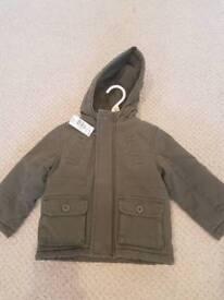 Warm winter coat NEW