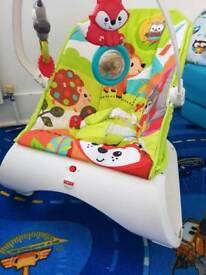 Ficher price bouncer chair