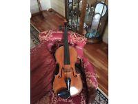 Beautiful Antique Viola