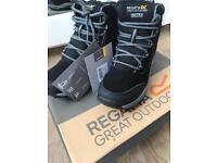 Regatta size 13 kids boots