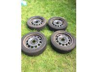 BMW Winter Wheels & Tyres