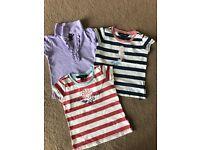 Girls Ralph Lauren t-shirts