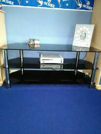 Glass tv cabinet great quality