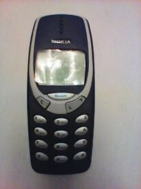 NOKIA 3310 CLASSIC MOBILE PHONE ALL NETWORKS