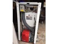 Wanted 2nd hand 120 condensing oil boiler