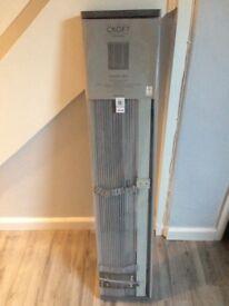 Croft Wooden Venetian Blind 100x160cm Grey (Brand New) John Lewis