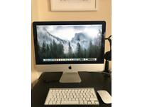 Imac 21.5 inches late 2013